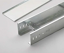 铝合金电缆桥架(梯式)